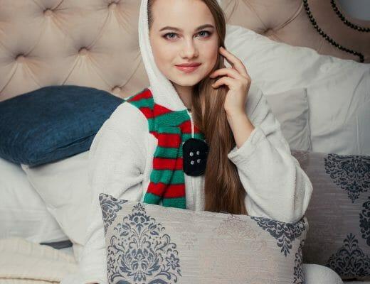 Pyjama fibre naturel